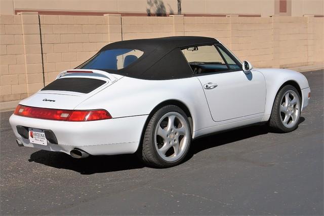 1997 Porsche 911 Carrera Phoenix, AZ 2