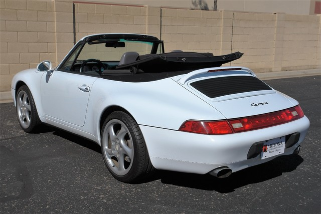 1997 Porsche 911 Carrera Phoenix, AZ 21