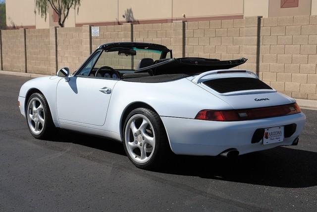 1997 Porsche 911 Carrera Phoenix, AZ 9