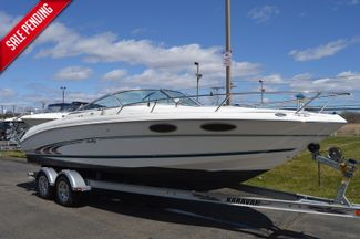 1997 Sea Ray 230 Overnighter East Haven, Connecticut 0