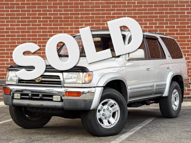 1997 Toyota 4Runner Limited Burbank, CA 0