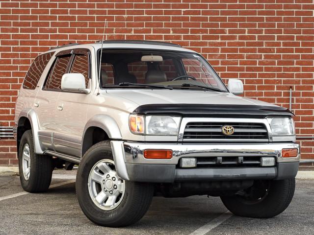 1997 Toyota 4Runner Limited Burbank, CA 2