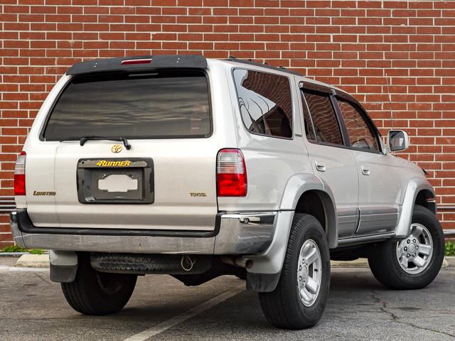 1997 Toyota 4Runner Limited Burbank, CA 4