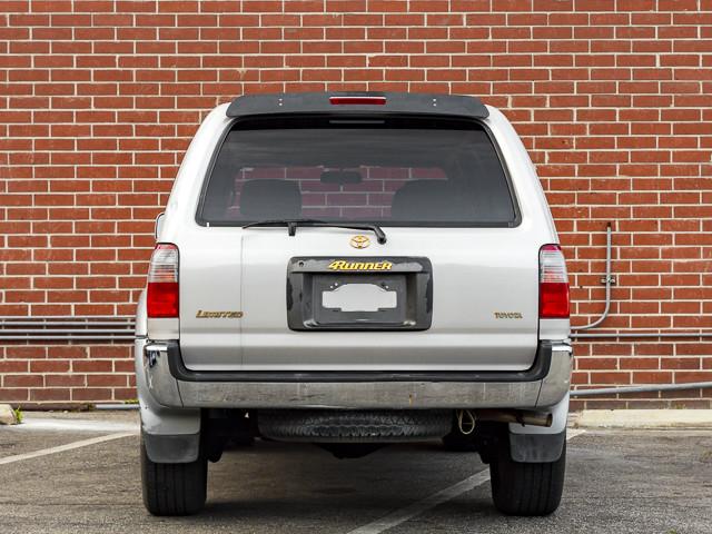 1997 Toyota 4Runner Limited Burbank, CA 5