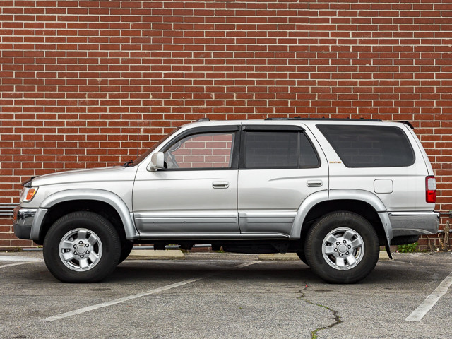 1997 Toyota 4Runner Limited Burbank, CA 7