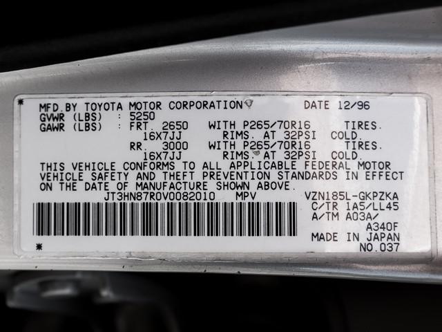 1997 Toyota 4Runner Limited Burbank, CA 25