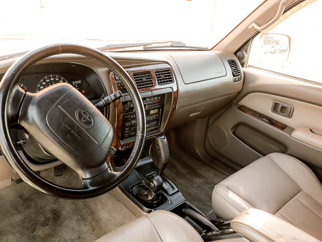 1997 Toyota 4Runner Limited Burbank, CA 10
