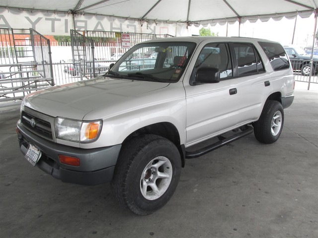 1997 Toyota 4Runner Please call or e-mail to check availability All of our vehicles are availab