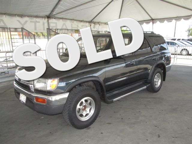 1997 Toyota 4Runner SR5 This particular Vehicles true mileage is unknown TMU Please call or e-