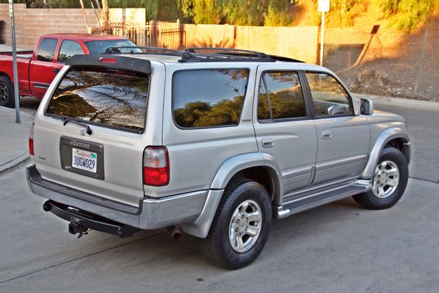 1997 Toyota 4RUNNER LIMITED SUNROOF AUTOMATIC LEATHER Woodland Hills, CA 3
