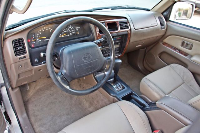 1997 Toyota 4RUNNER LIMITED SUNROOF AUTOMATIC LEATHER Woodland Hills, CA 12