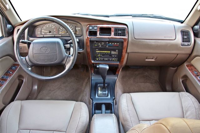 1997 Toyota 4RUNNER LIMITED SUNROOF AUTOMATIC LEATHER Woodland Hills, CA 17