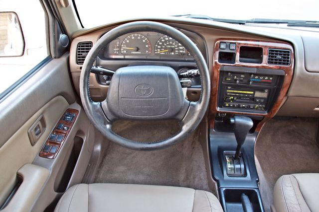 1997 Toyota 4RUNNER LIMITED SUNROOF AUTOMATIC LEATHER Woodland Hills, CA 20