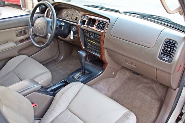 1997 Toyota 4RUNNER LIMITED SUNROOF AUTOMATIC LEATHER Woodland Hills, CA 21