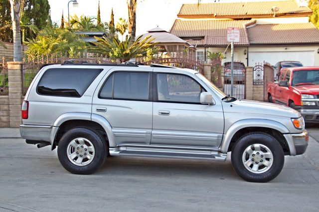 1997 Toyota 4RUNNER LIMITED SUNROOF AUTOMATIC LEATHER Woodland Hills, CA 4