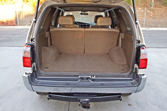 1997 Toyota 4RUNNER LIMITED SUNROOF AUTOMATIC LEATHER Woodland Hills, CA 11