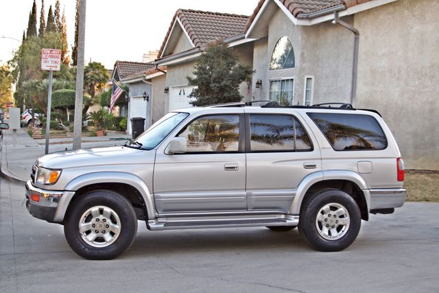 1997 Toyota 4RUNNER LIMITED SUNROOF AUTOMATIC LEATHER Woodland Hills, CA 2