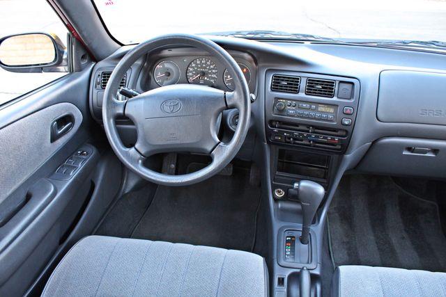 1997 Toyota COROLLA CE 54K ORIGINAL MLS 1-OWNER AUTO POWER WINDOWS NEW TIRES SERVICE RECORDS Woodland Hills, CA 19