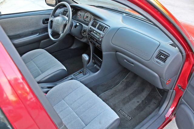 1997 Toyota COROLLA CE 54K ORIGINAL MLS 1-OWNER AUTO POWER WINDOWS NEW TIRES SERVICE RECORDS Woodland Hills, CA 23