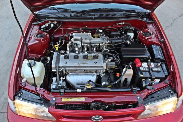 1997 Toyota COROLLA CE 54K ORIGINAL MLS 1-OWNER AUTO POWER WINDOWS NEW TIRES SERVICE RECORDS Woodland Hills, CA 26