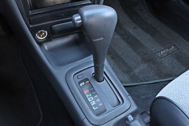 1997 Toyota COROLLA CE 54K ORIGINAL MLS 1-OWNER AUTO POWER WINDOWS NEW TIRES SERVICE RECORDS Woodland Hills, CA 17