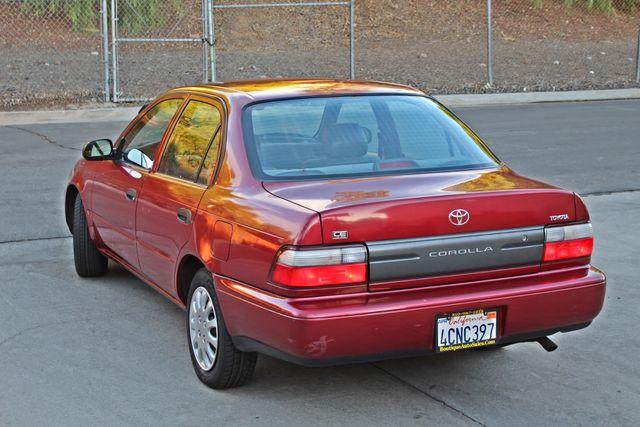 1997 Toyota COROLLA CE 54K ORIGINAL MLS 1-OWNER AUTO POWER WINDOWS NEW TIRES SERVICE RECORDS Woodland Hills, CA 3
