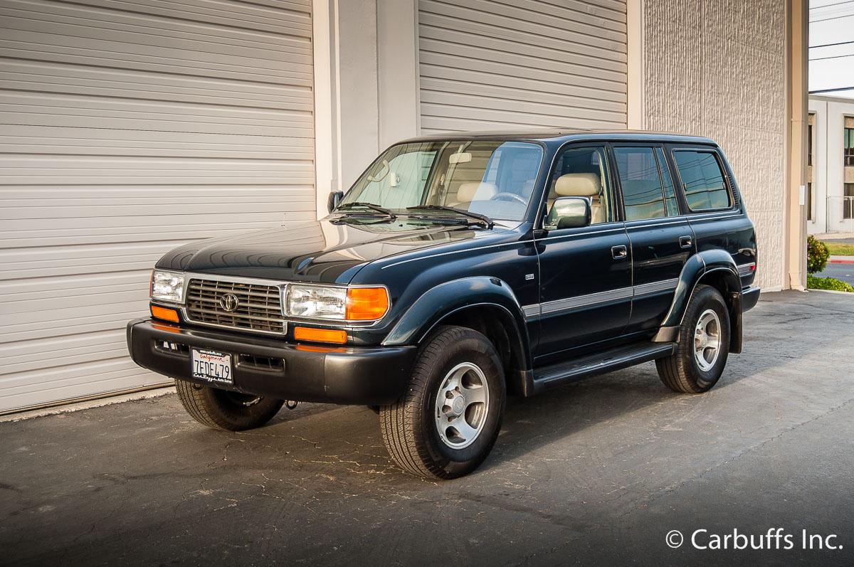 1997 Toyota Land Cruiser 4x4 Collectors Edition Concord