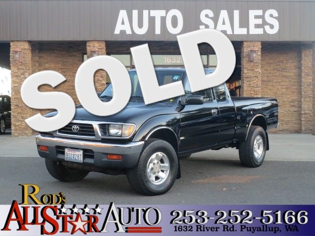 1997 Toyota Tacoma 4WD LX V6 The CARFAX Buy Back Guarantee that comes with this vehicle means that