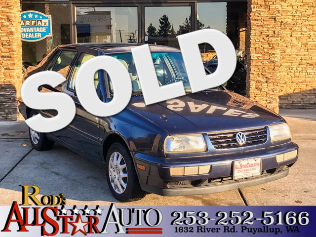 1997 Volkswagen Jetta GL The CARFAX Buy Back Guarantee that comes with this vehicle means that you