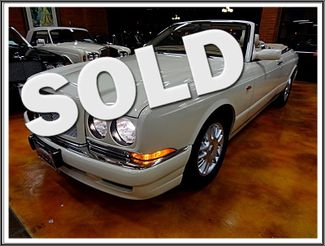 1998 Bentley Azure Turbo R Full Service Only 24000 Miles San Diego, California