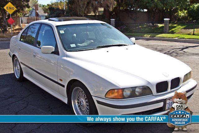 1998 BMW 528i SPORTS PKG AUTOMAIC ALLOY WHLS SUNROOF SERVICE RECORDS! Woodland Hills, CA 0