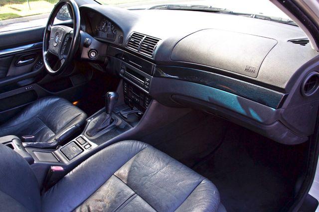 1998 BMW 528i SPORTS PKG AUTOMAIC ALLOY WHLS SUNROOF SERVICE RECORDS! Woodland Hills, CA 20