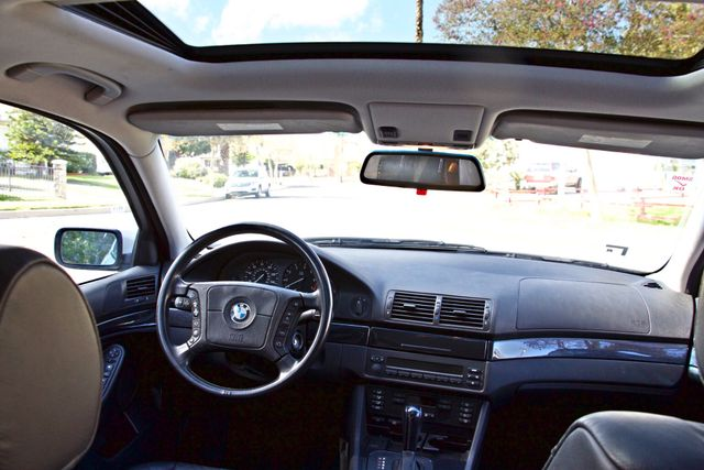1998 BMW 528i SPORTS PKG AUTOMAIC ALLOY WHLS SUNROOF SERVICE RECORDS! Woodland Hills, CA 18
