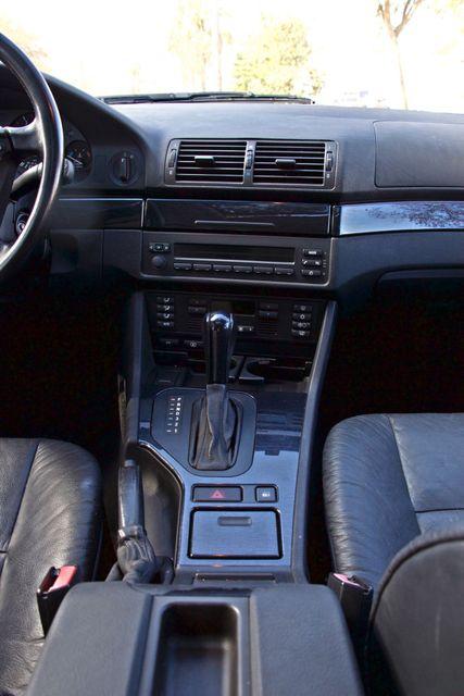1998 BMW 528i SPORTS PKG AUTOMAIC ALLOY WHLS SUNROOF SERVICE RECORDS! Woodland Hills, CA 16