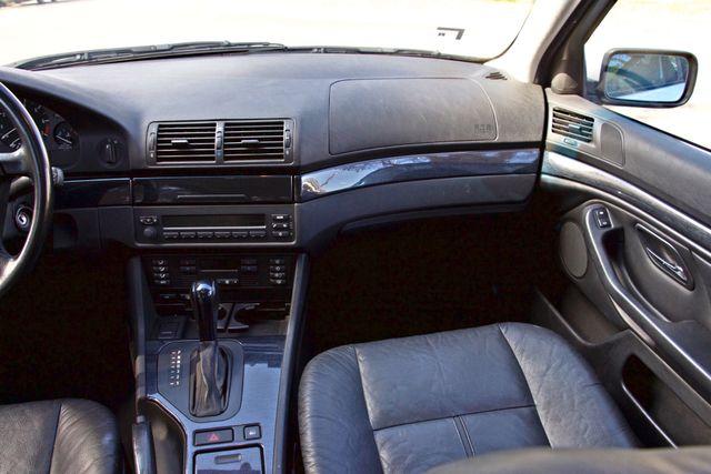 1998 BMW 528i SPORTS PKG AUTOMAIC ALLOY WHLS SUNROOF SERVICE RECORDS! Woodland Hills, CA 15