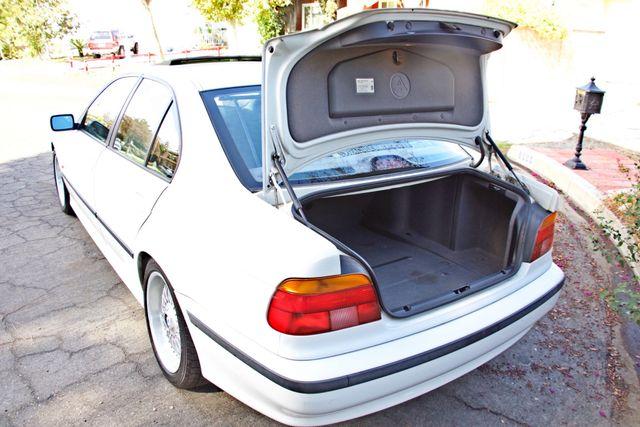 1998 BMW 528i SPORTS PKG AUTOMAIC ALLOY WHLS SUNROOF SERVICE RECORDS! Woodland Hills, CA 6