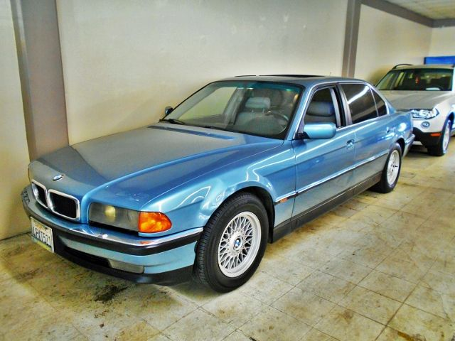 1998 BMW 740iL 740il Limited warranty included to assure your worry-free purchase AutoCheck repor