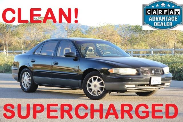 1998 Buick Regal GS Santa Clarita, CA 0