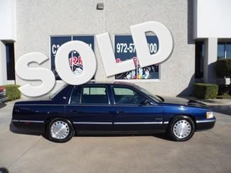 1998 Cadillac Deville Plano, Texas