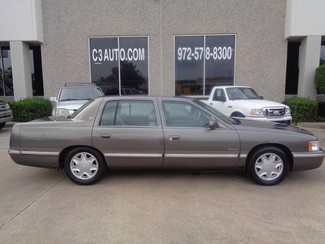 1998 Cadillac Deville in Plano Texas