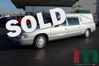 1998 Cadillac Deville Professional Federal Coach Conversions Hearse | Granite City, Illinois | MasterCars Company Inc. in Granite City Illinois