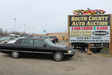 1998 Cadillac Deville Professional LIMITED in Harwood, MD
