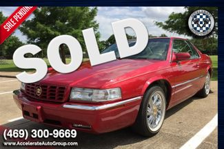 1998 Cadillac Eldorado Touring ONLY 27k miles!!! | Garland, Texas | Accelerate Auto Group in Garland