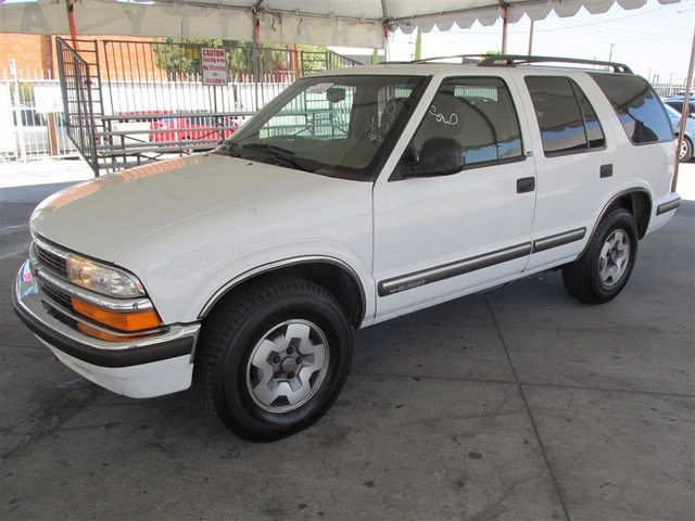 1998 Chevrolet Blazer LS Please call or e-mail to check availability All of our vehicles are av
