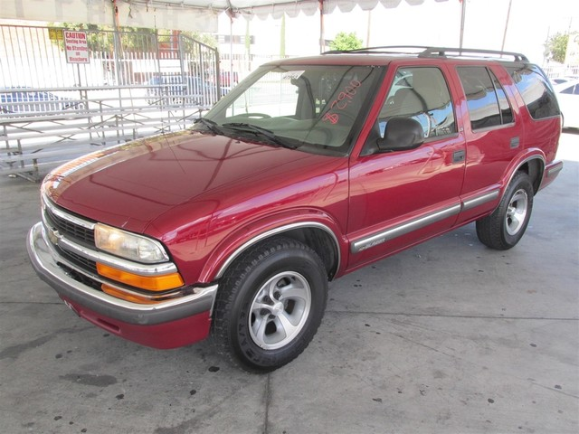 1998 Chevrolet Blazer Please call or e-mail to check availability All of our vehicles are avail
