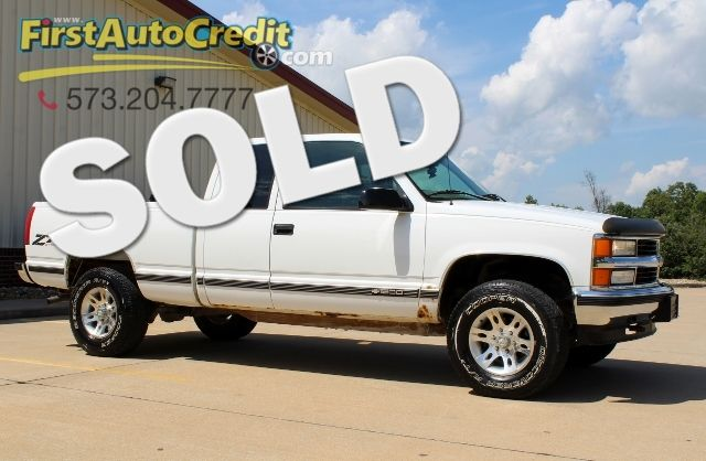 1998 Chevrolet C/K 1500  | Jackson , MO | First Auto Credit in Jackson  MO