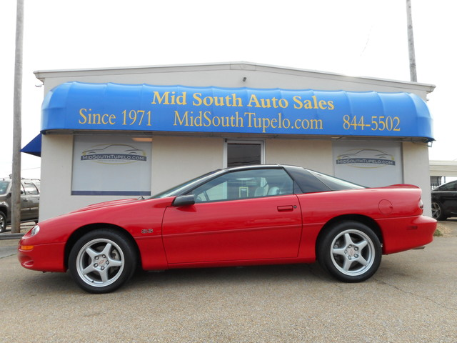 1998 Chevrolet Camaro Z28 SS | Tupelo, Mississippi | Mid South Auto Sales in Tupelo Mississippi