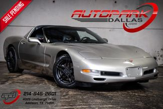 1998 Chevrolet Corvette 6-speed manual  in Addison TX