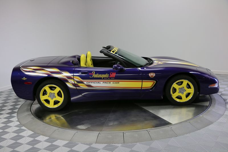 1998 Chevrolet Corvette Indy Pace Car   in Sun Prairie, WI