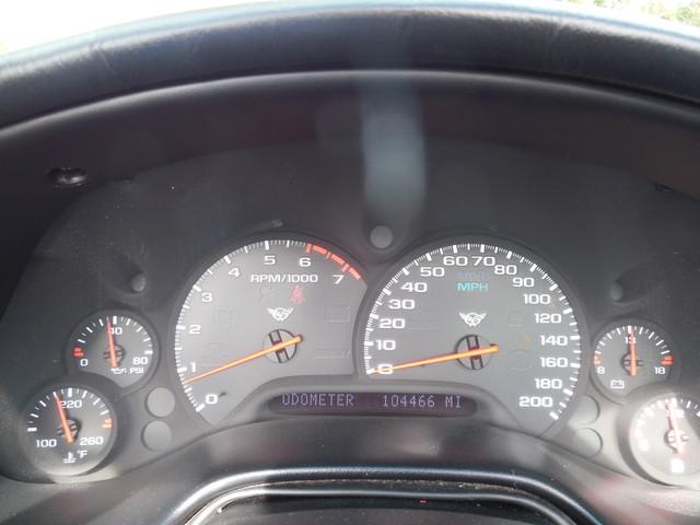 1998 Chevrolet Corvette Leesburg, Virginia 16